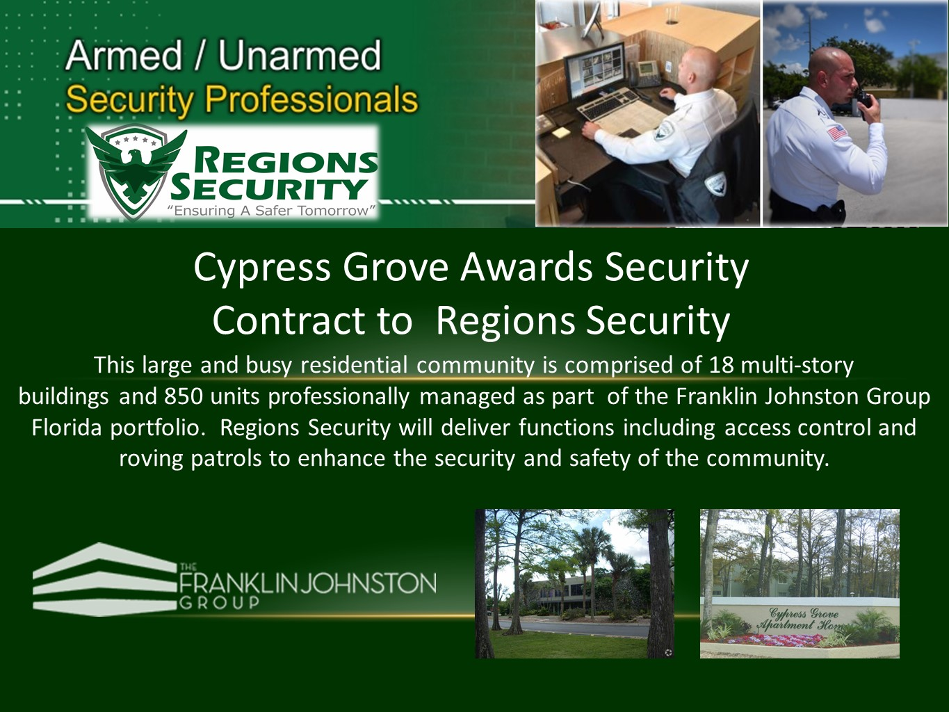 Access Control Systems – Regions Security Services